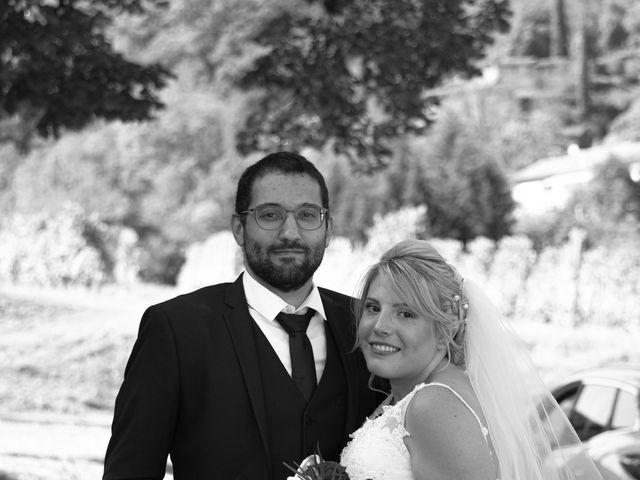 Le mariage de Geoffrey et Julie à Tournon-sur-Rhône, Ardèche 13