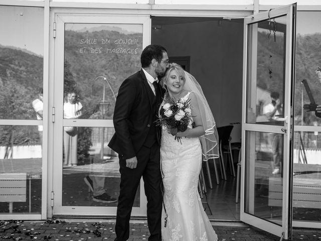 Le mariage de Geoffrey et Julie à Tournon-sur-Rhône, Ardèche 18