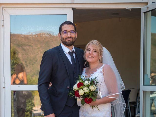 Le mariage de Geoffrey et Julie à Tournon-sur-Rhône, Ardèche 19