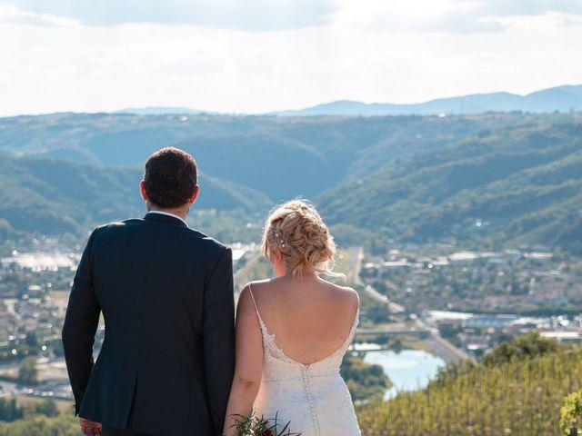 Le mariage de Geoffrey et Julie à Tournon-sur-Rhône, Ardèche 23