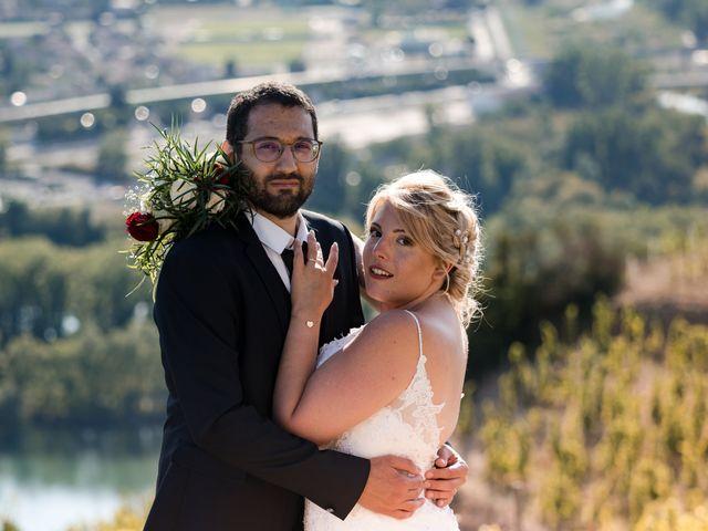 Le mariage de Geoffrey et Julie à Tournon-sur-Rhône, Ardèche 24