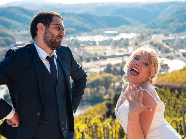 Le mariage de Geoffrey et Julie à Tournon-sur-Rhône, Ardèche 25