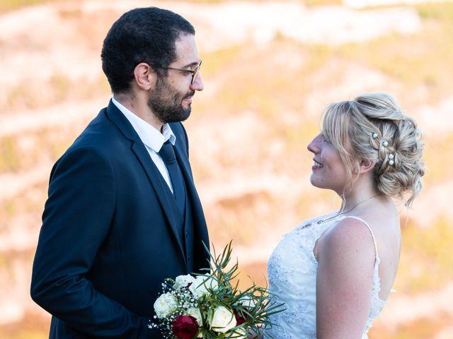 Le mariage de Geoffrey et Julie à Tournon-sur-Rhône, Ardèche 27