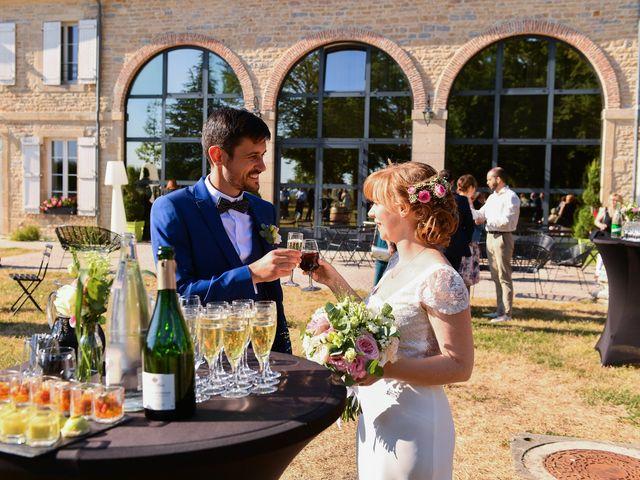 Le mariage de David et Julie à Dijon, Côte d'Or 1