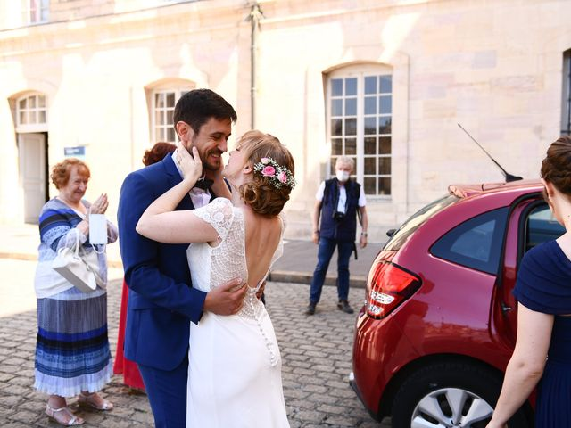 Le mariage de David et Julie à Dijon, Côte d'Or 10