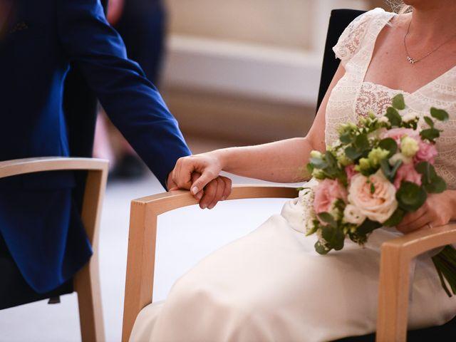 Le mariage de David et Julie à Dijon, Côte d'Or 11