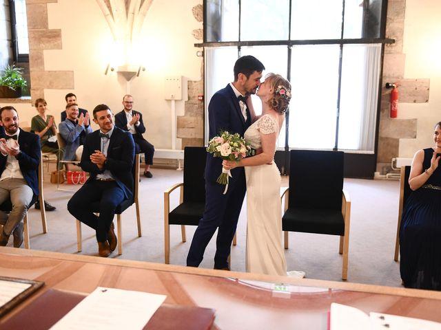 Le mariage de David et Julie à Dijon, Côte d'Or 13