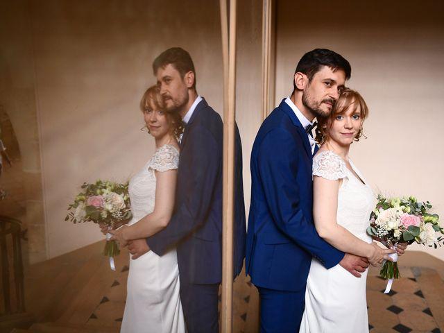 Le mariage de David et Julie à Dijon, Côte d'Or 16