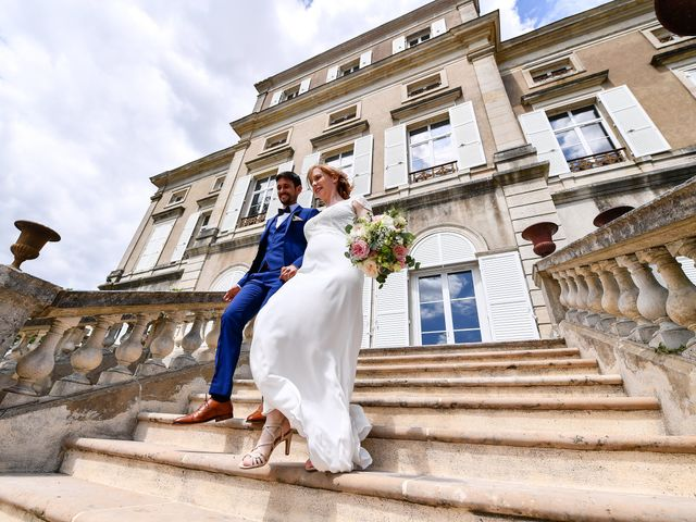 Le mariage de David et Julie à Dijon, Côte d'Or 21