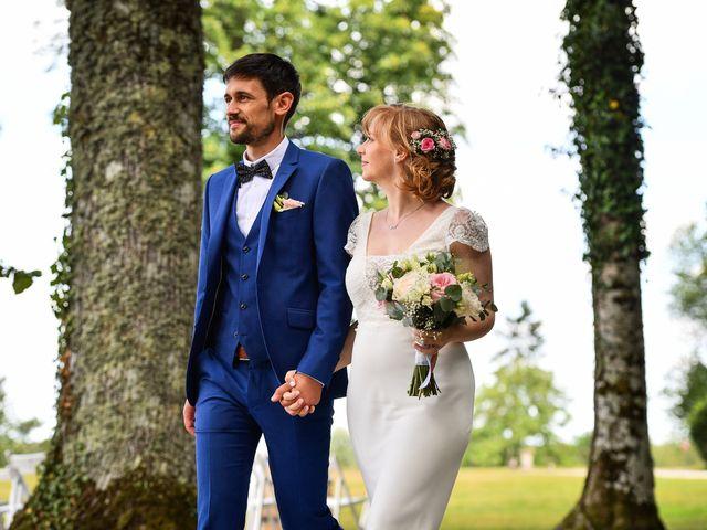 Le mariage de David et Julie à Dijon, Côte d'Or 22