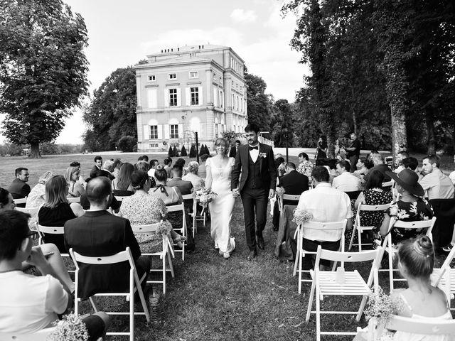 Le mariage de David et Julie à Dijon, Côte d'Or 37