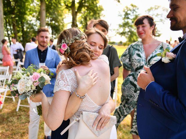Le mariage de David et Julie à Dijon, Côte d'Or 40