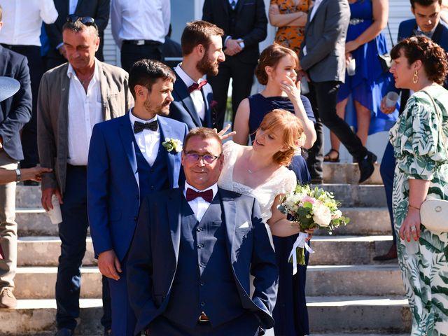 Le mariage de David et Julie à Dijon, Côte d'Or 41