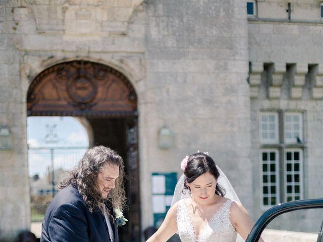 Le mariage de Fred et Lucie à Sully-sur-Loire, Loiret 7