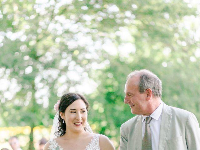 Le mariage de Fred et Lucie à Sully-sur-Loire, Loiret 15
