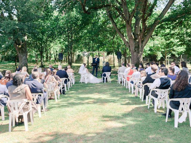 Le mariage de Fred et Lucie à Sully-sur-Loire, Loiret 16