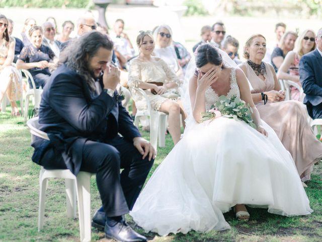 Le mariage de Fred et Lucie à Sully-sur-Loire, Loiret 17