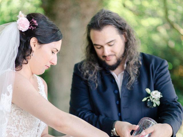 Le mariage de Fred et Lucie à Sully-sur-Loire, Loiret 18