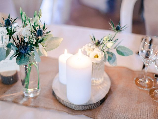 Le mariage de Fred et Lucie à Sully-sur-Loire, Loiret 29