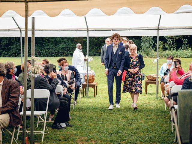Le mariage de Quentin et Lise à Corbehem, Pas-de-Calais 20
