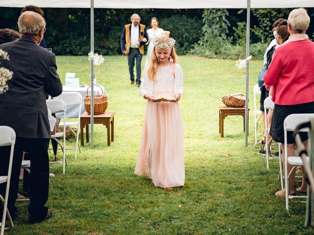 Le mariage de Quentin et Lise à Corbehem, Pas-de-Calais 21