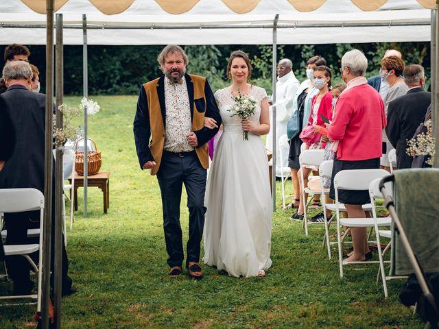 Le mariage de Quentin et Lise à Corbehem, Pas-de-Calais 22