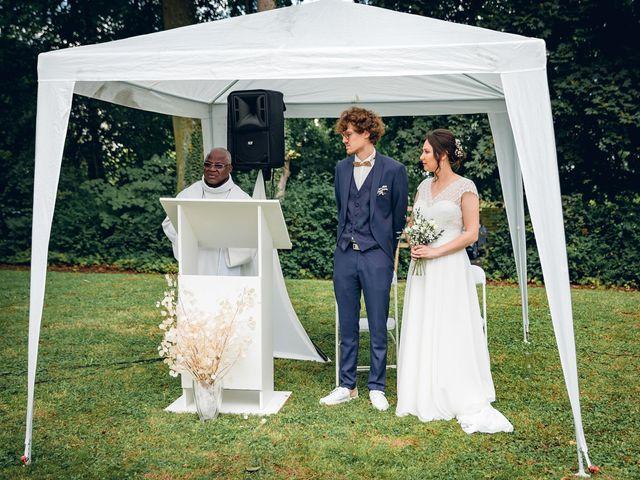 Le mariage de Quentin et Lise à Corbehem, Pas-de-Calais 24