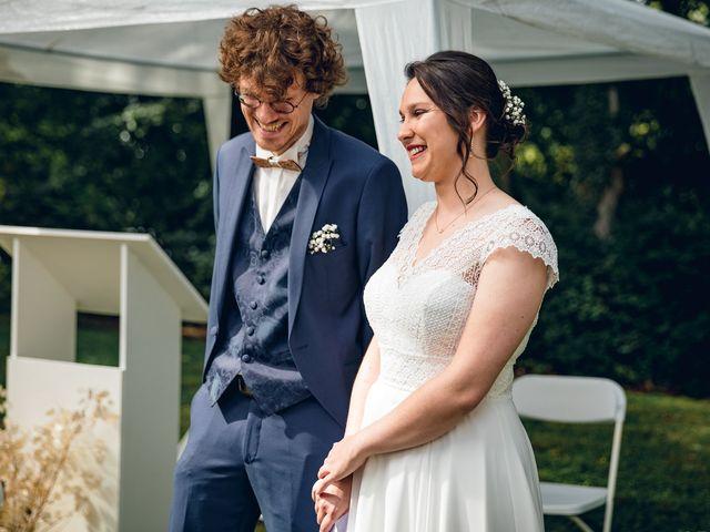 Le mariage de Quentin et Lise à Corbehem, Pas-de-Calais 26