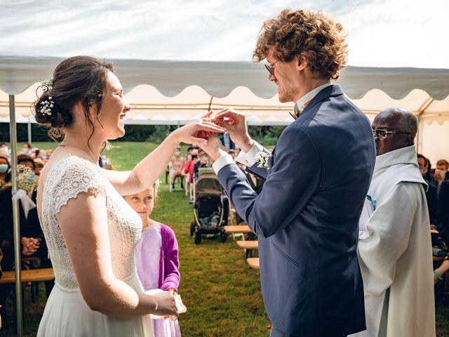 Le mariage de Quentin et Lise à Corbehem, Pas-de-Calais 29