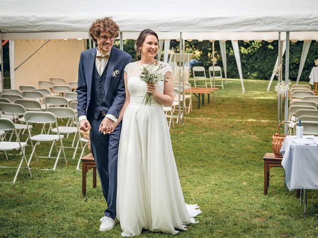 Le mariage de Quentin et Lise à Corbehem, Pas-de-Calais 34