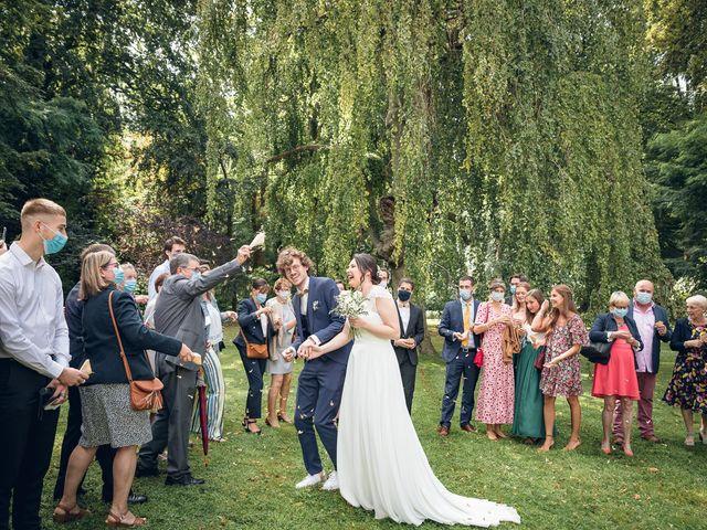 Le mariage de Quentin et Lise à Corbehem, Pas-de-Calais 35