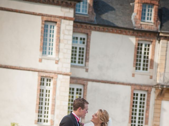 Le mariage de Ryan et Delphine à Bourron-Marlotte, Seine-et-Marne 4