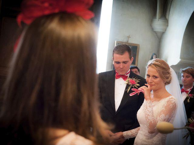 Le mariage de Ryan et Delphine à Bourron-Marlotte, Seine-et-Marne 11