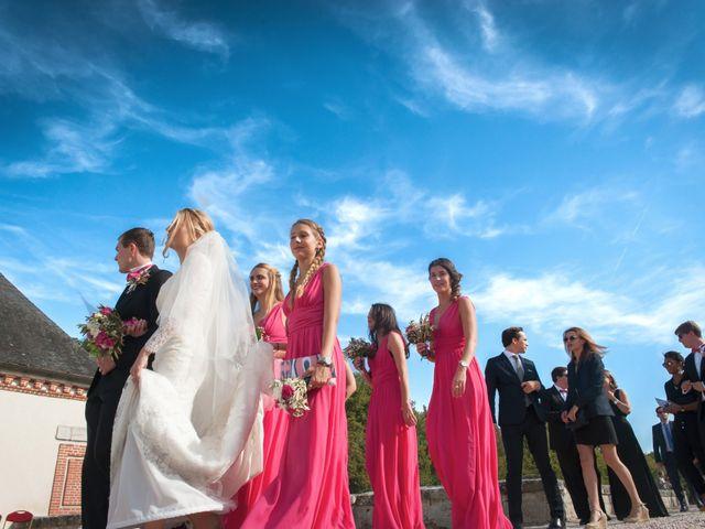 Le mariage de Ryan et Delphine à Bourron-Marlotte, Seine-et-Marne 13