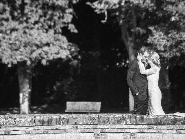 Le mariage de Ryan et Delphine à Bourron-Marlotte, Seine-et-Marne 15