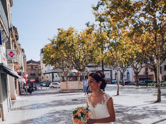 Le mariage de Maxime et Anaïs à Mèze, Hérault 14