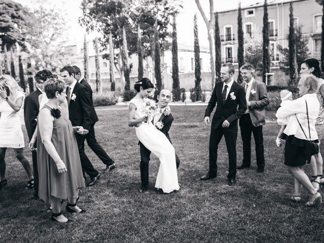 Le mariage de Maxime et Anaïs à Mèze, Hérault 18