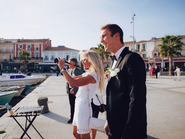 Le mariage de Maxime et Anaïs à Mèze, Hérault 28
