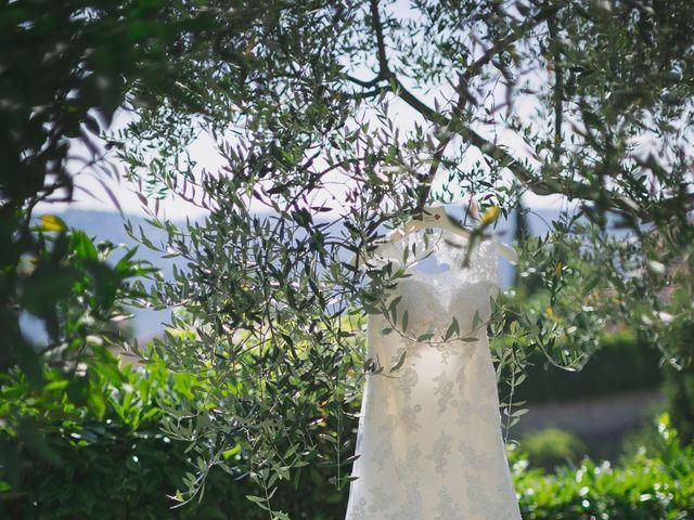 Le mariage de Fred et Monique à Toudon, Alpes-Maritimes 3