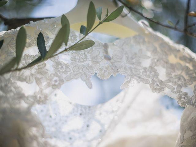 Le mariage de Fred et Monique à Toudon, Alpes-Maritimes 4