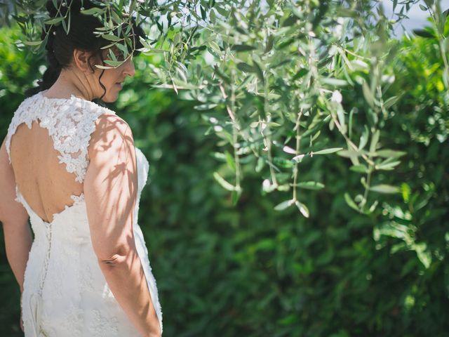 Le mariage de Fred et Monique à Toudon, Alpes-Maritimes 8