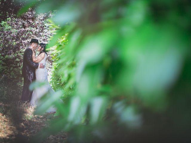 Le mariage de Fred et Monique à Toudon, Alpes-Maritimes 13