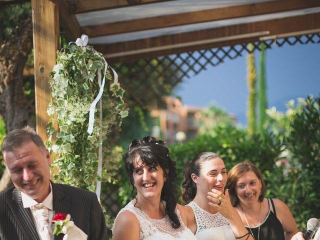 Le mariage de Fred et Monique à Toudon, Alpes-Maritimes 19