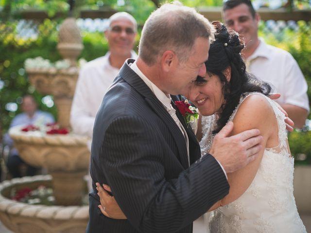 Le mariage de Fred et Monique à Toudon, Alpes-Maritimes 23