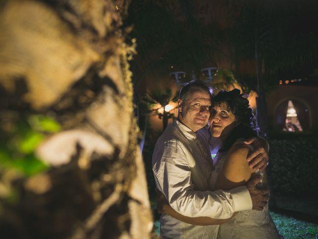 Le mariage de Fred et Monique à Toudon, Alpes-Maritimes 35