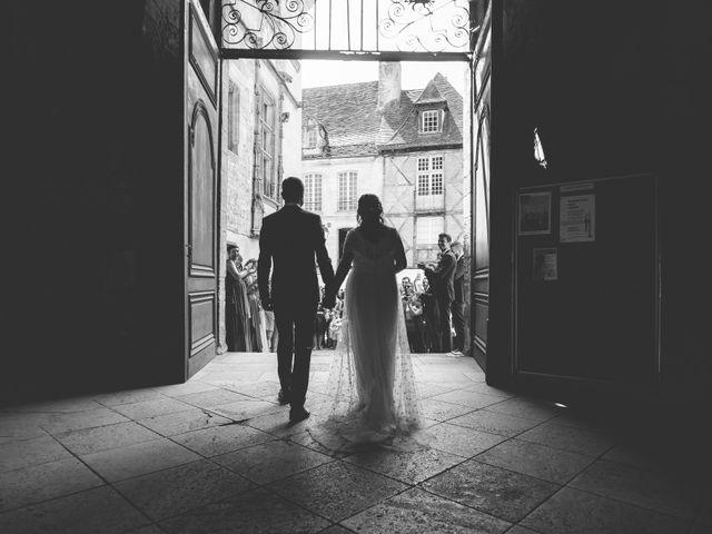 Le mariage de Paul-Henri et Cindy à Sarlat-la-Canéda, Dordogne 14