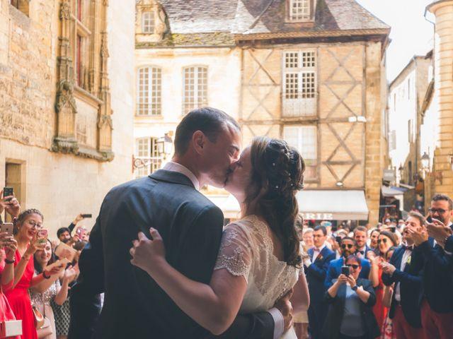 Le mariage de Paul-Henri et Cindy à Sarlat-la-Canéda, Dordogne 15