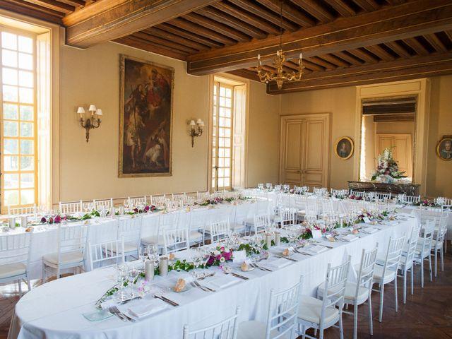 Le mariage de Ryan et Delphine à Bourron-Marlotte, Seine-et-Marne 18