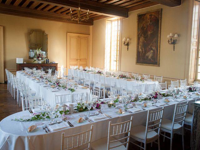 Le mariage de Ryan et Delphine à Bourron-Marlotte, Seine-et-Marne 19
