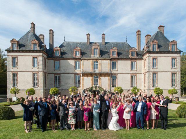 Le mariage de Ryan et Delphine à Bourron-Marlotte, Seine-et-Marne 26